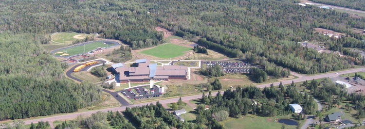Two Harbors High School